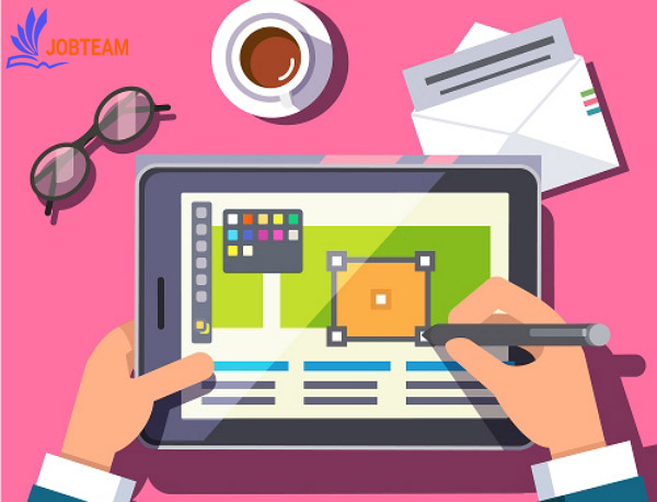 steps to order a personal site design in the team job